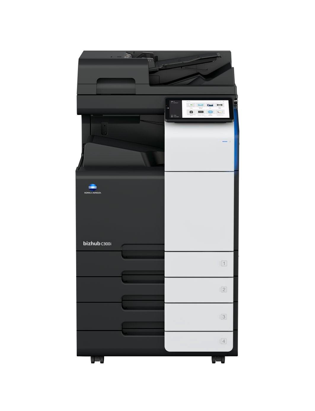 bizhub C250i Key Features image