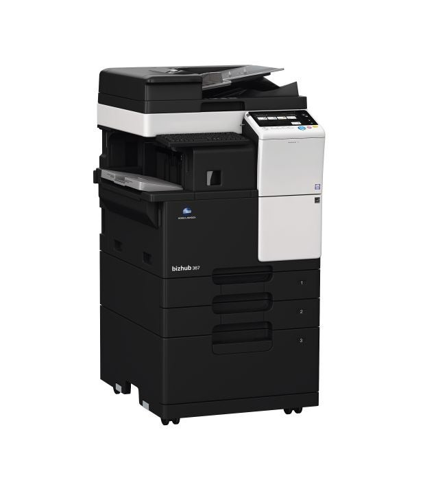 bizhub 367 Multifunctional Office Printer | KONICA MINOLTA