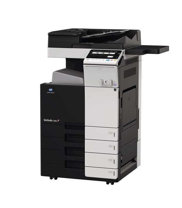 bizhub C308 Multifunctional Office Printer | KONICA MINOLTA