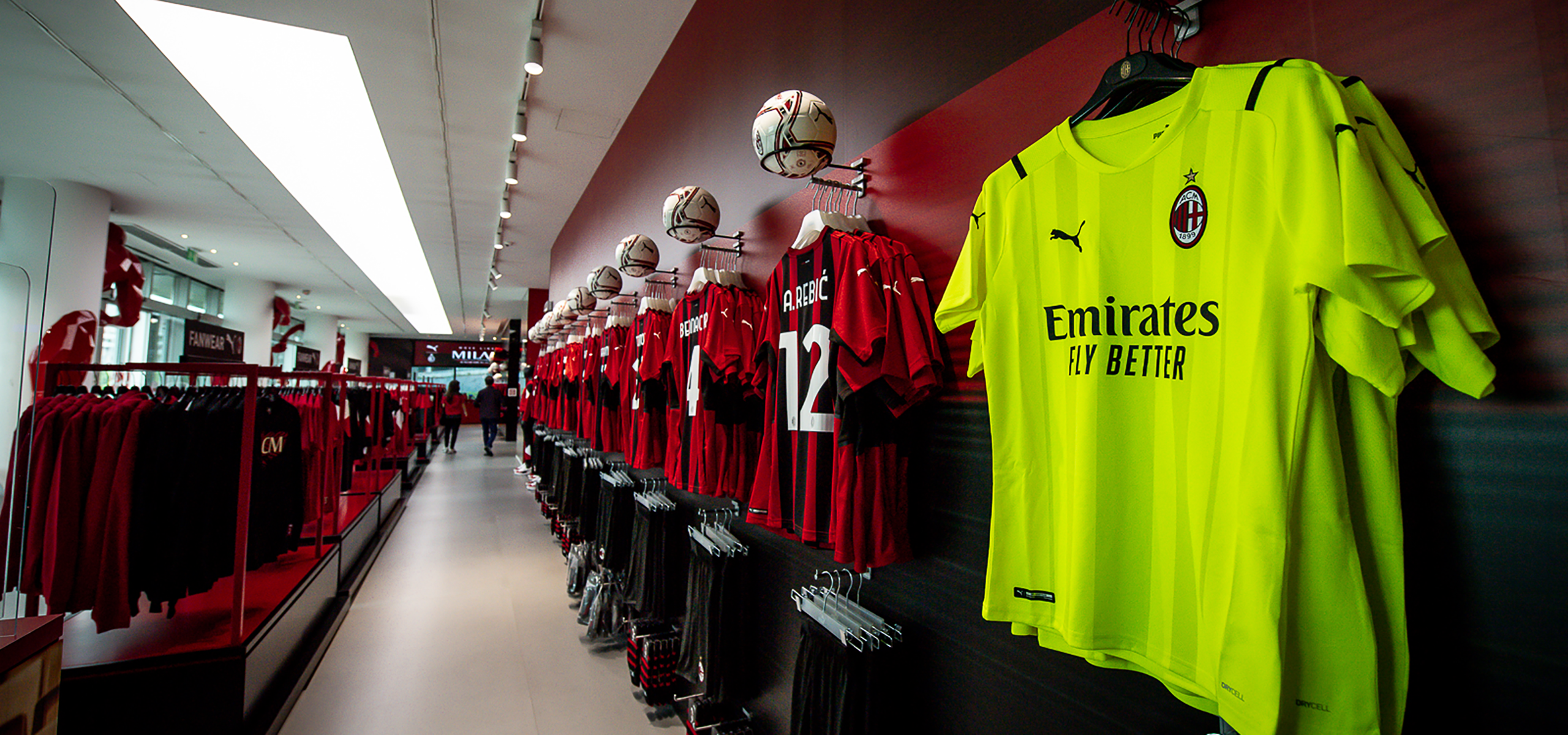 Casa Milan Store | Phone Number and Information Request