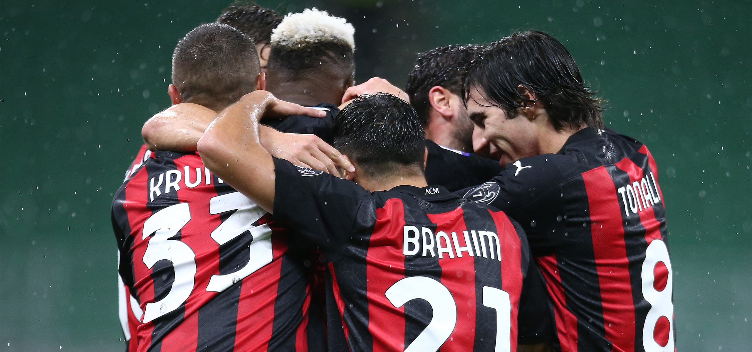 Facts And Figures From Ac Milan 3 0 Spezia Serie A Tim 2020 2021 Ac Milan