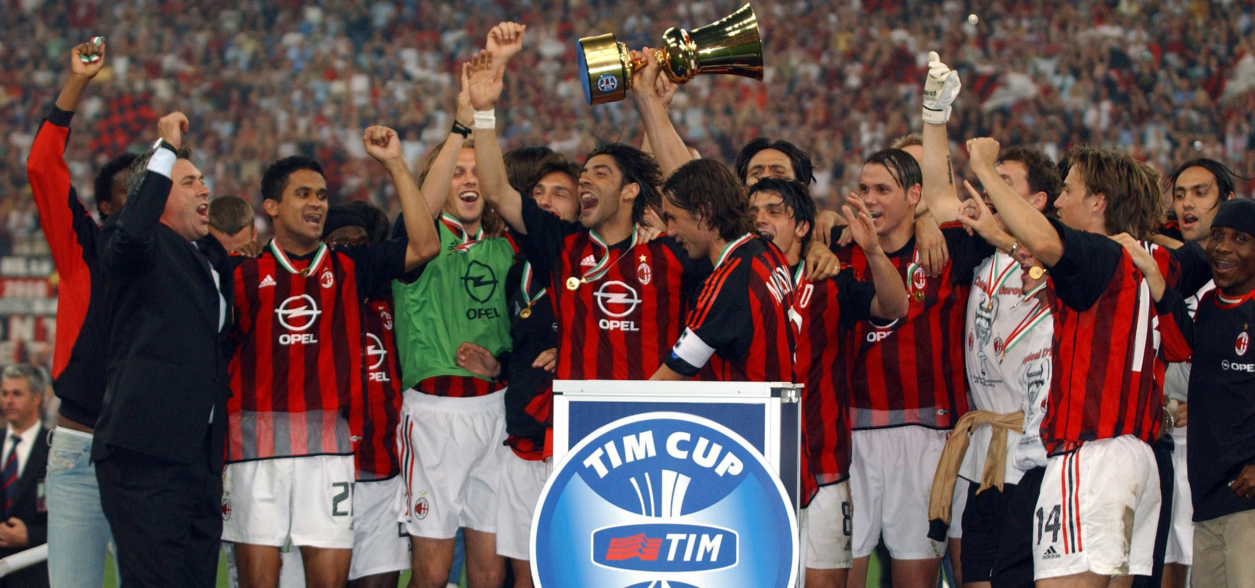 Coppa Italia 2002 03 Tutti I Dettagli Ac Milan
