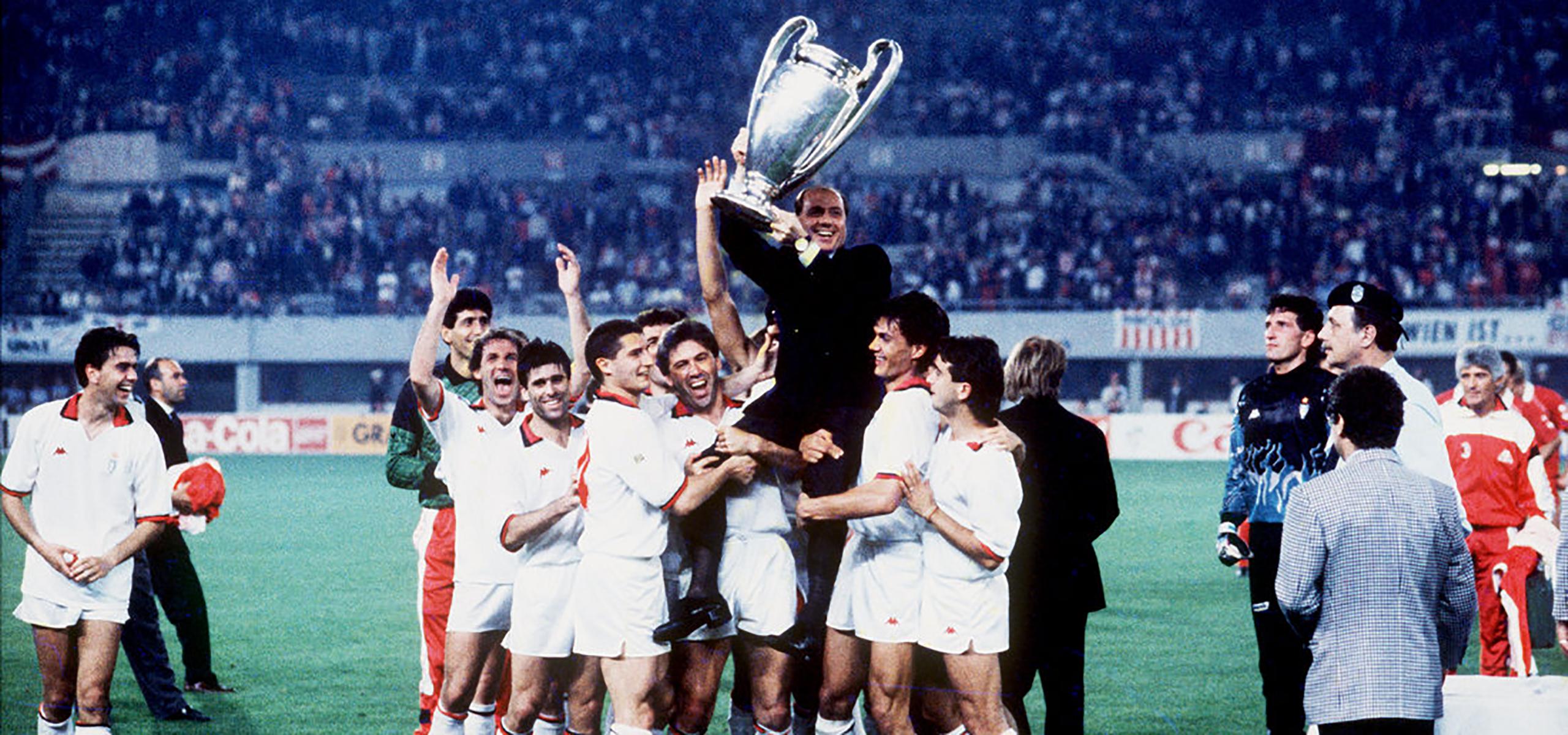 1989/90 Champions League: all details   AC Milan
