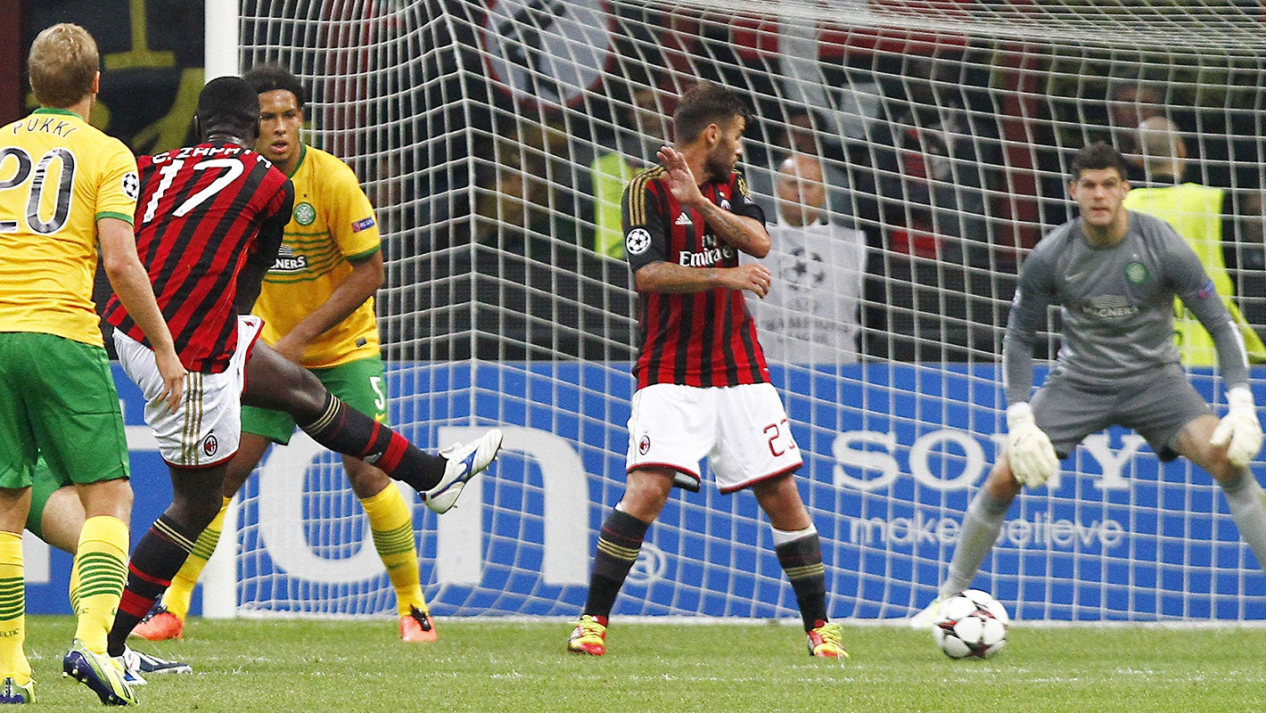 Celtic v AC Milan, Europa League 2020/2021: stats and ...