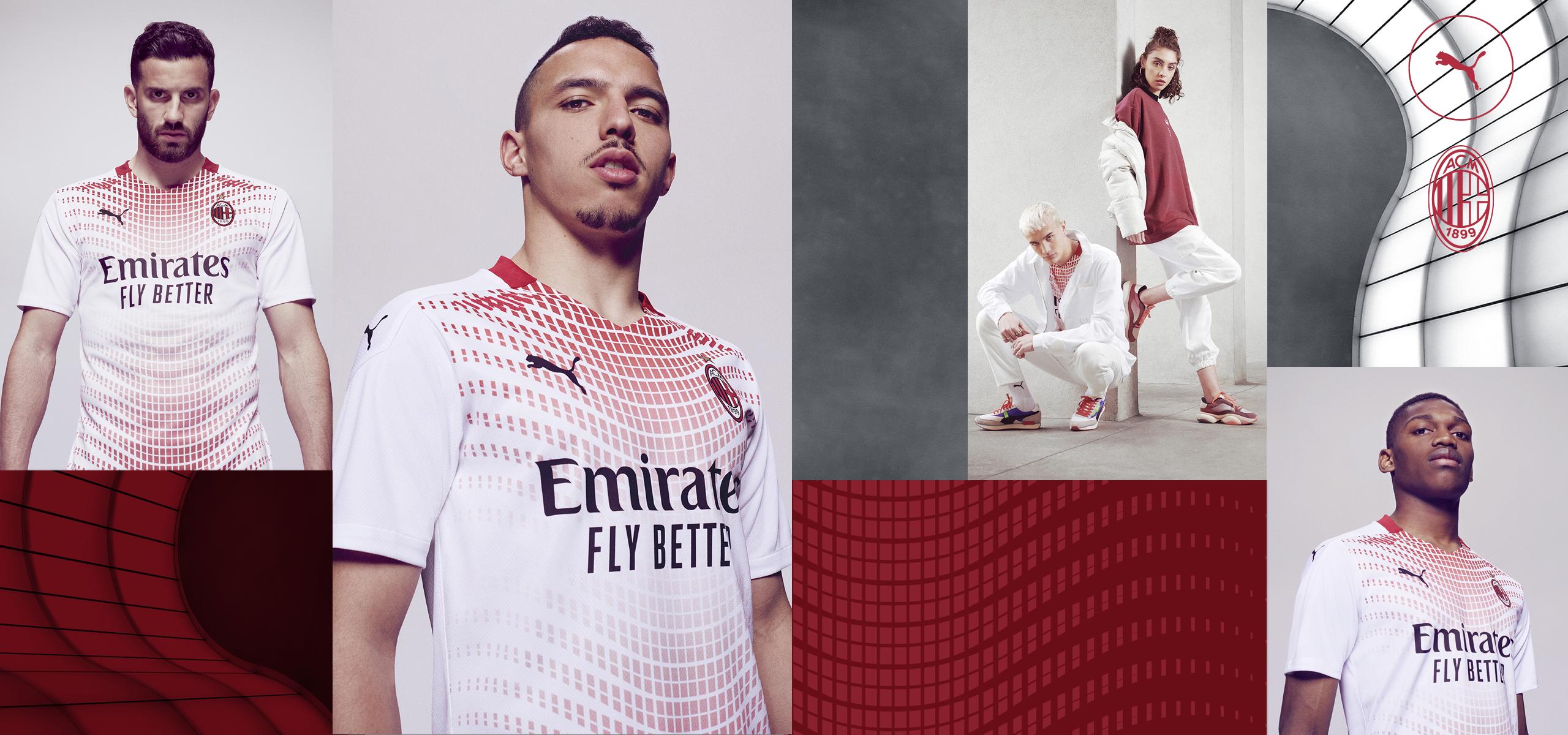 Puma introducing our 2020/21 Away Kit | AC Milan
