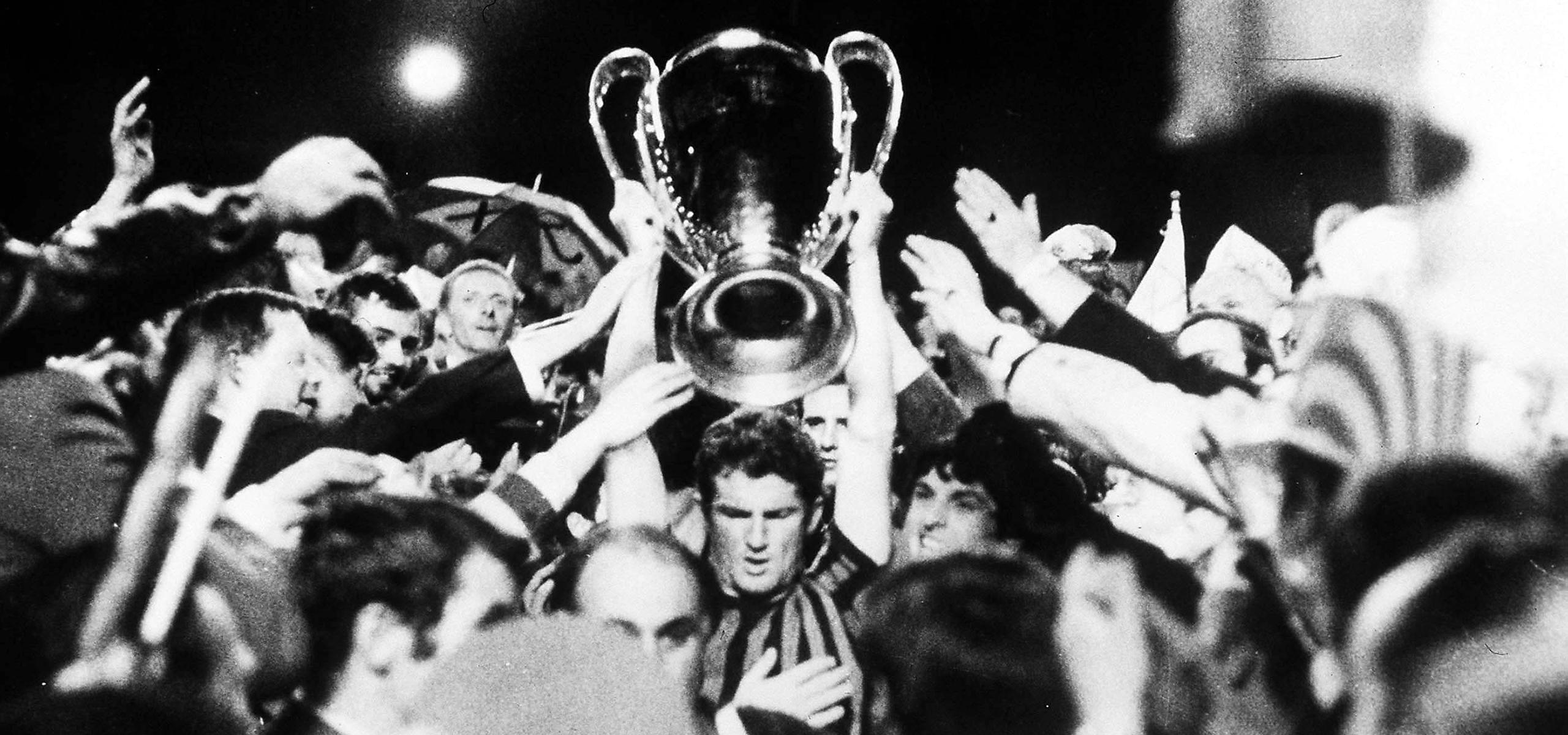 1968/69 Champions League: all details   AC Milan