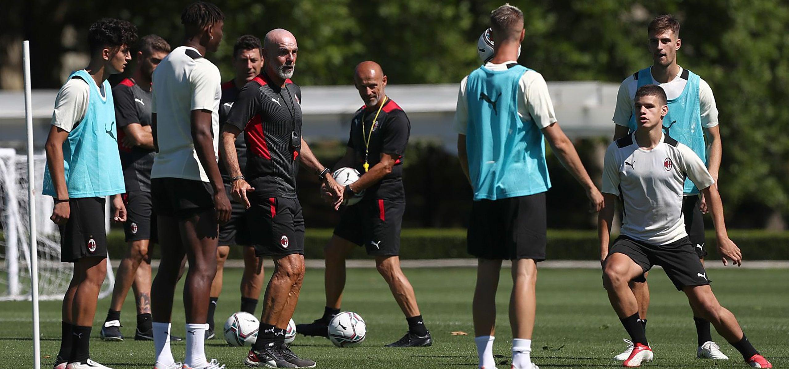 Report allenamento: Milanello, 9 luglio 2021 | AC Milan