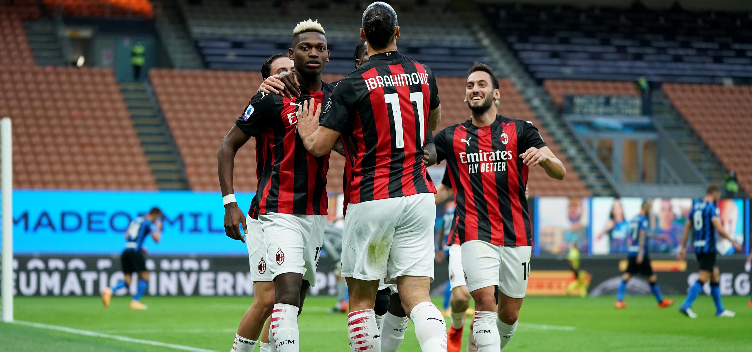 Report Inter-Milan 1-2, Serie A 2020/2021 | AC Milan