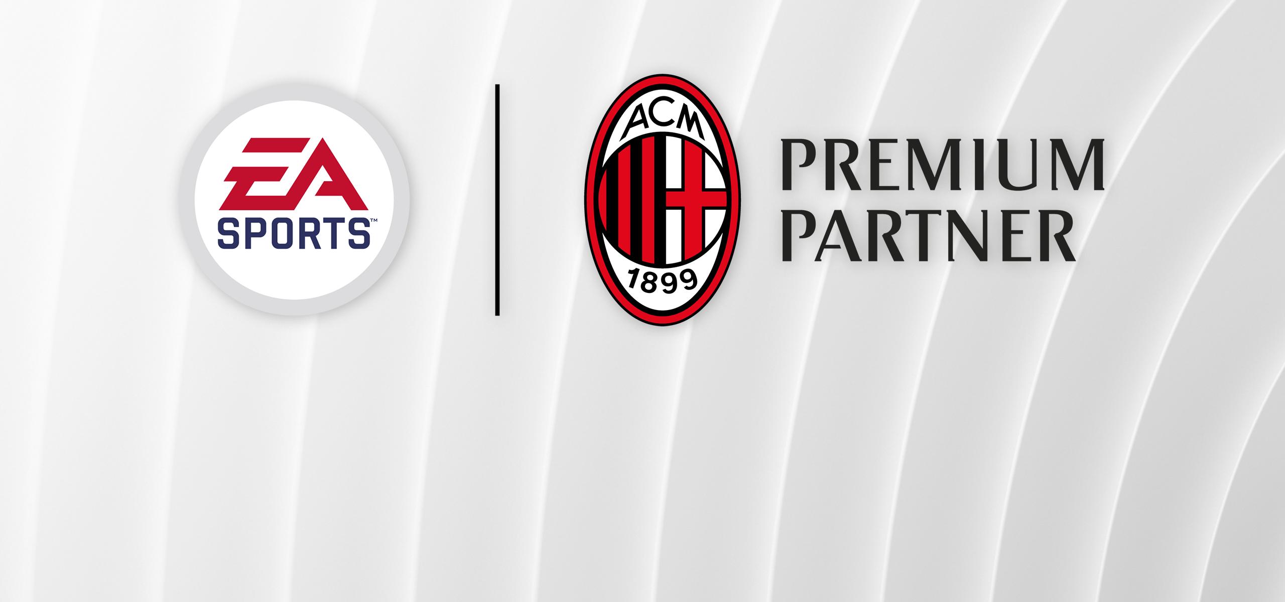 AC Milan an Electronic Arts announce exclusive premium partnership | AC Milan