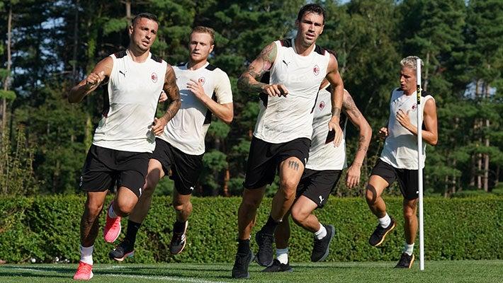 Ultime notizie ufficiali sugli Allenamenti | AC Milan