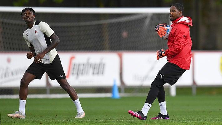Ultime notizie ufficiali sugli Allenamenti   AC Milan