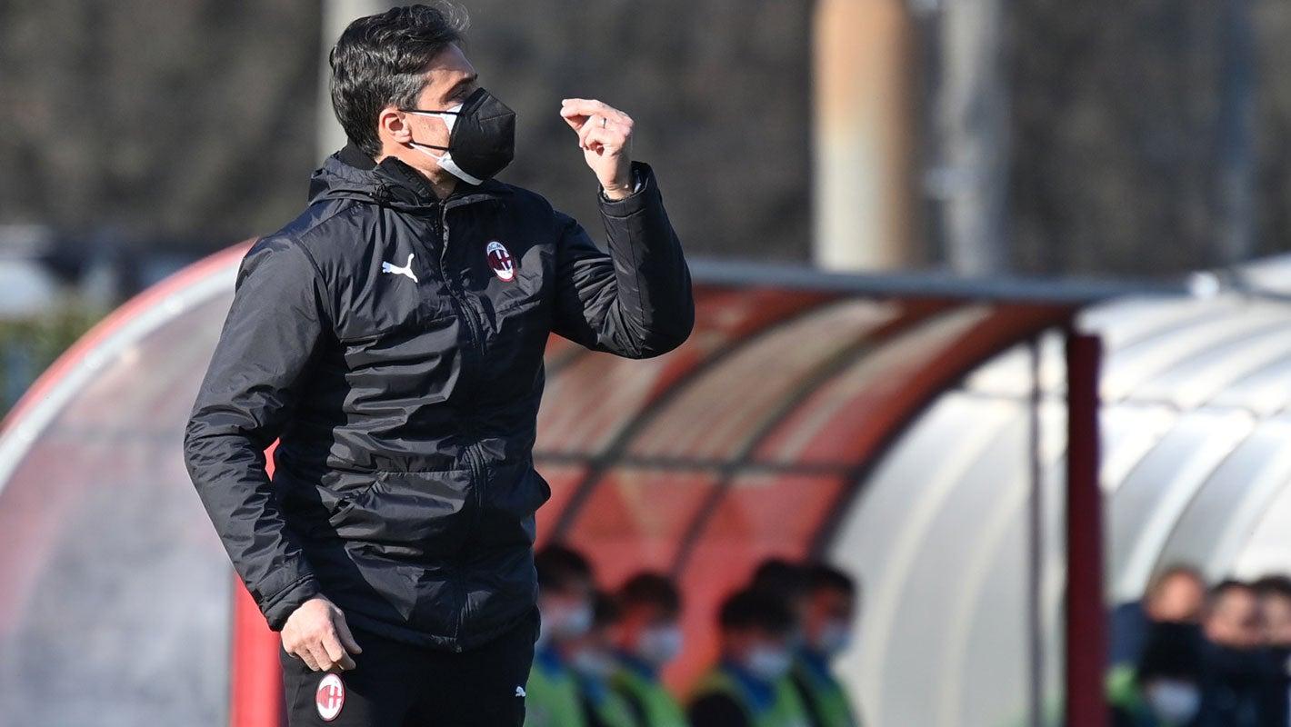 Report Milan-Inter 0-3, Primavera 1 2020/2021 | AC Milan
