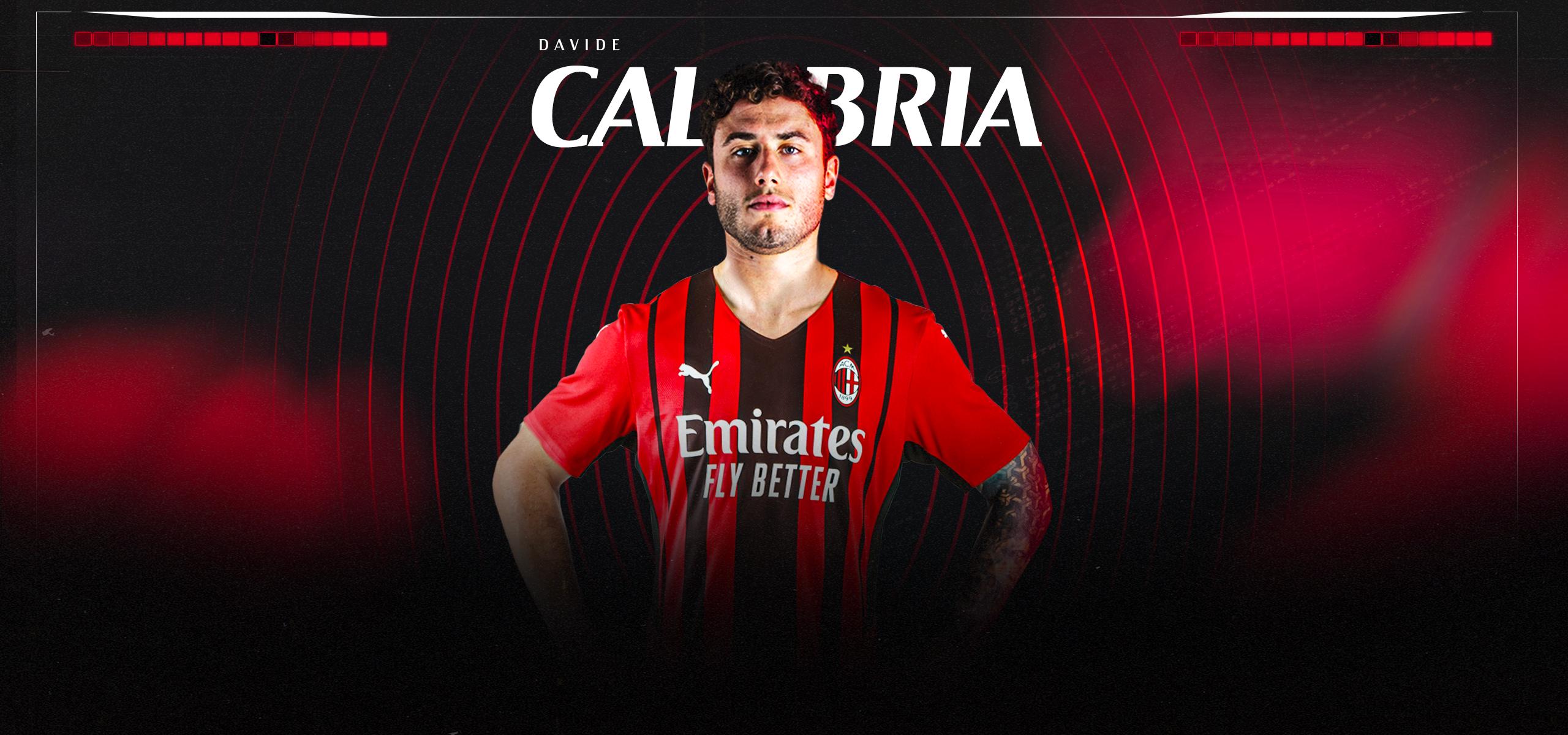 Official Statement: Davide Calabria | AC Milan