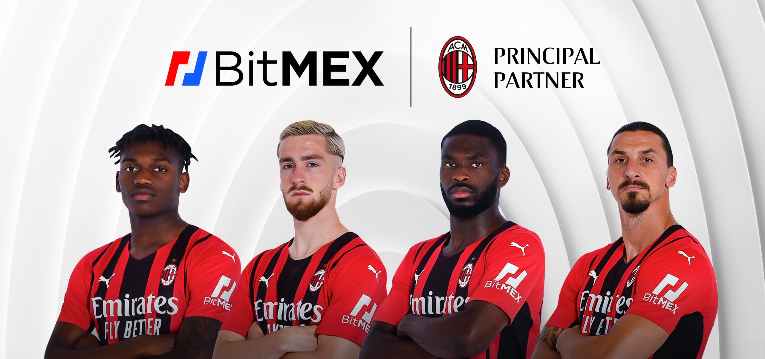 BitMEX joins AC Milan as first-ever sleeve partner | AC Milan