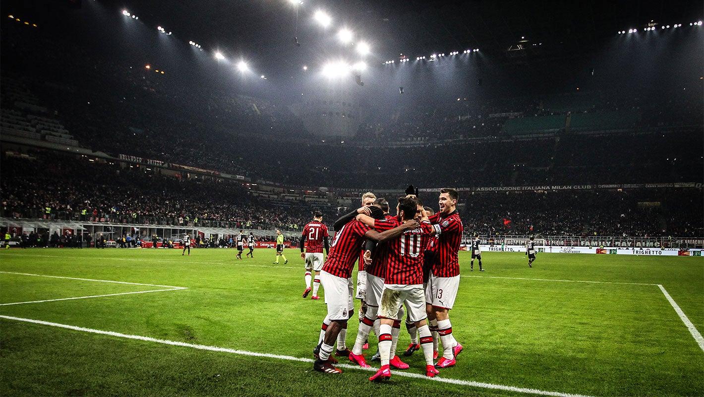 Reimbursements 2019 20 Ac Milan