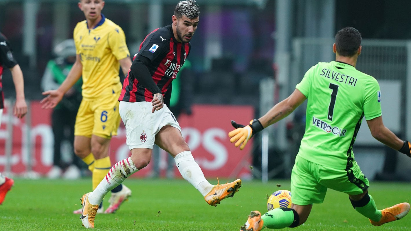 Report Milan-Hellas Verona, Serie A TIM 2020/2021 | AC Milan