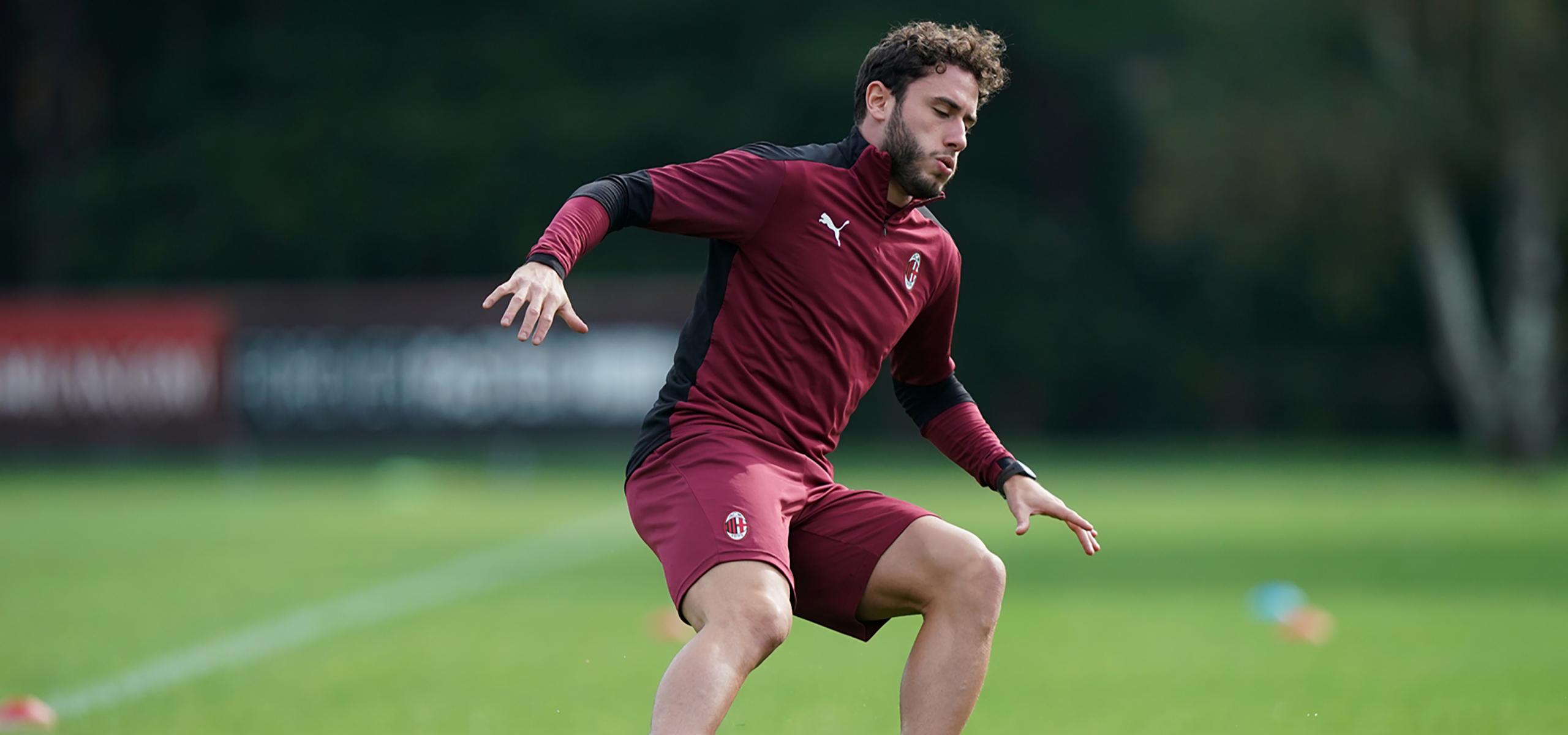 Report Allenamento, Milanello, 9 ottobre 2020 | AC Milan