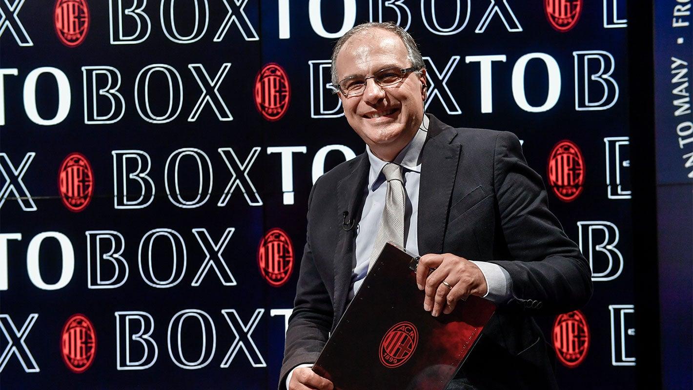 Milan TV: Inferno e Box to Box | AC Milan