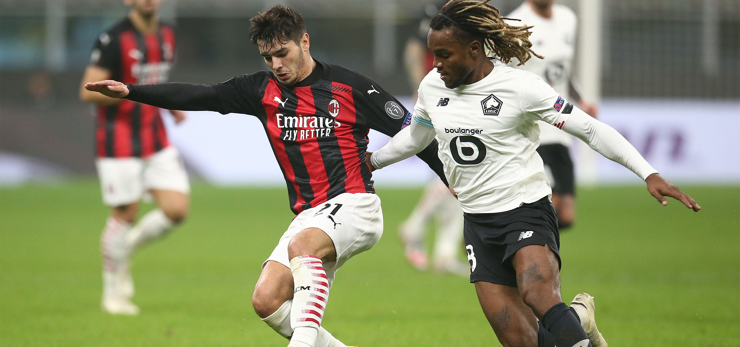 Lille v AC Milan, Europa League 2020/2021: stats and ...