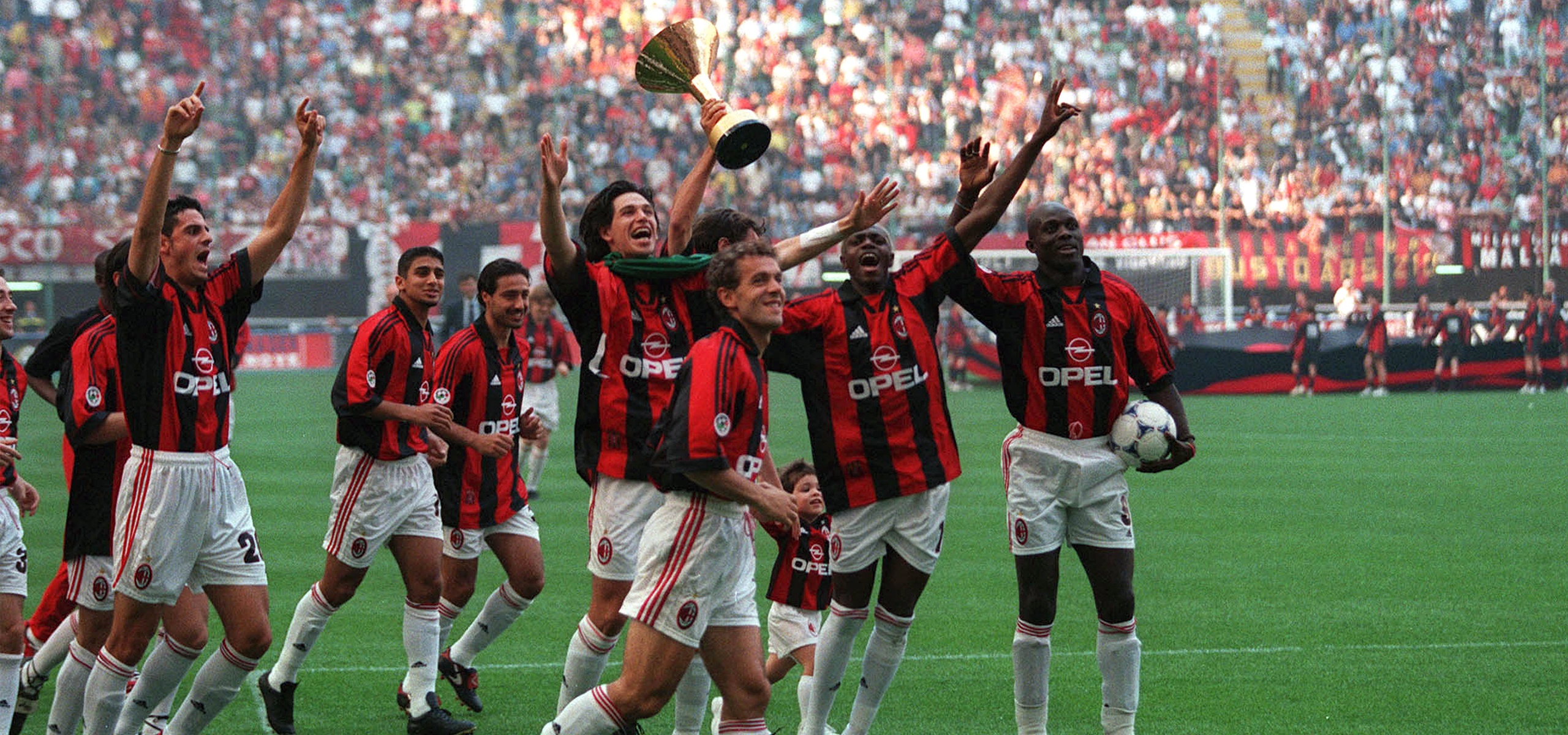1998/99 Scudetto: all details | AC Milan