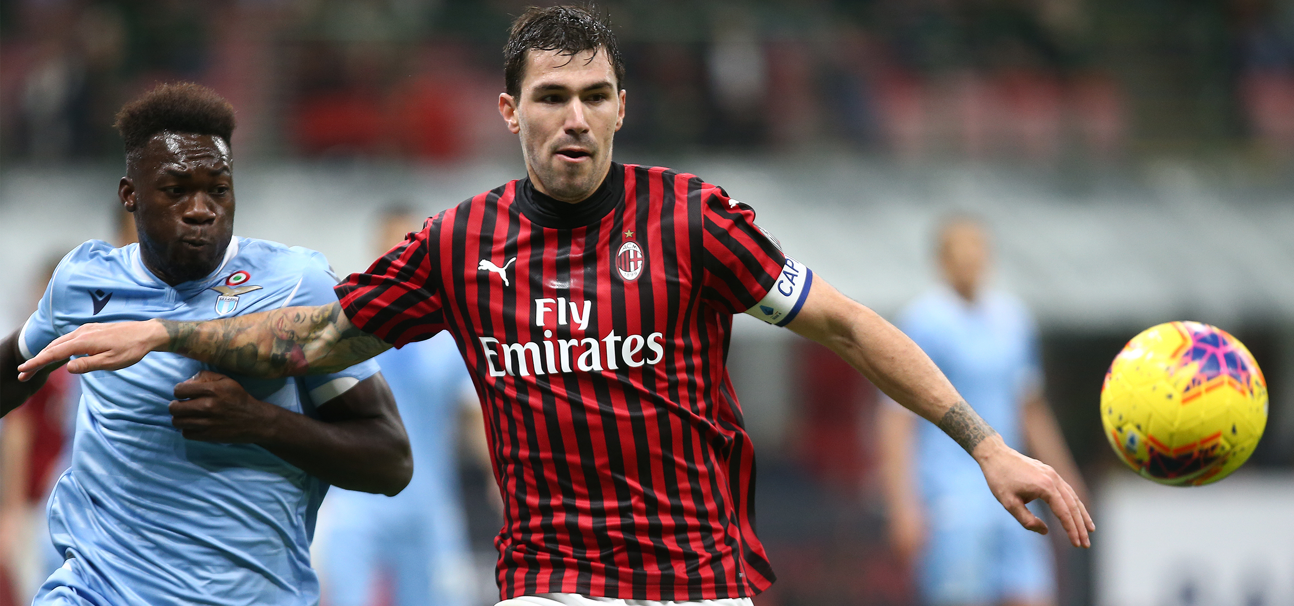 Ac Milan V Lazio Serie A Tim 2020 2021 Stats And Facts Ac Milan