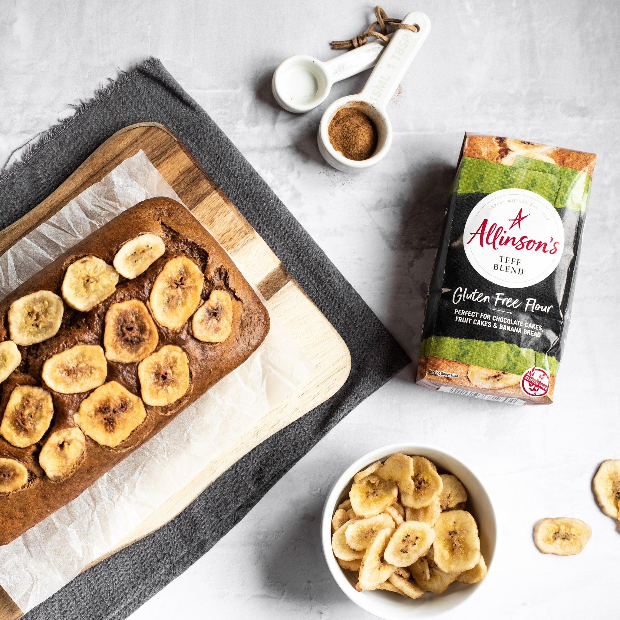 Gluten Free Banana Bread Baking Mad Baking Mad