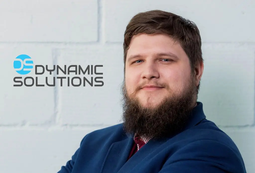 Lecturer from Dynamic Solutions: Dawid Kozak