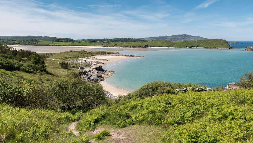 Visit Ards Forest Park with Discover Ireland