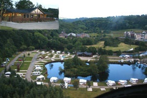Hidden Valley Holiday Park   Accommodation   Camping   Republic of Ireland/Wicklow/Rathdrum ...