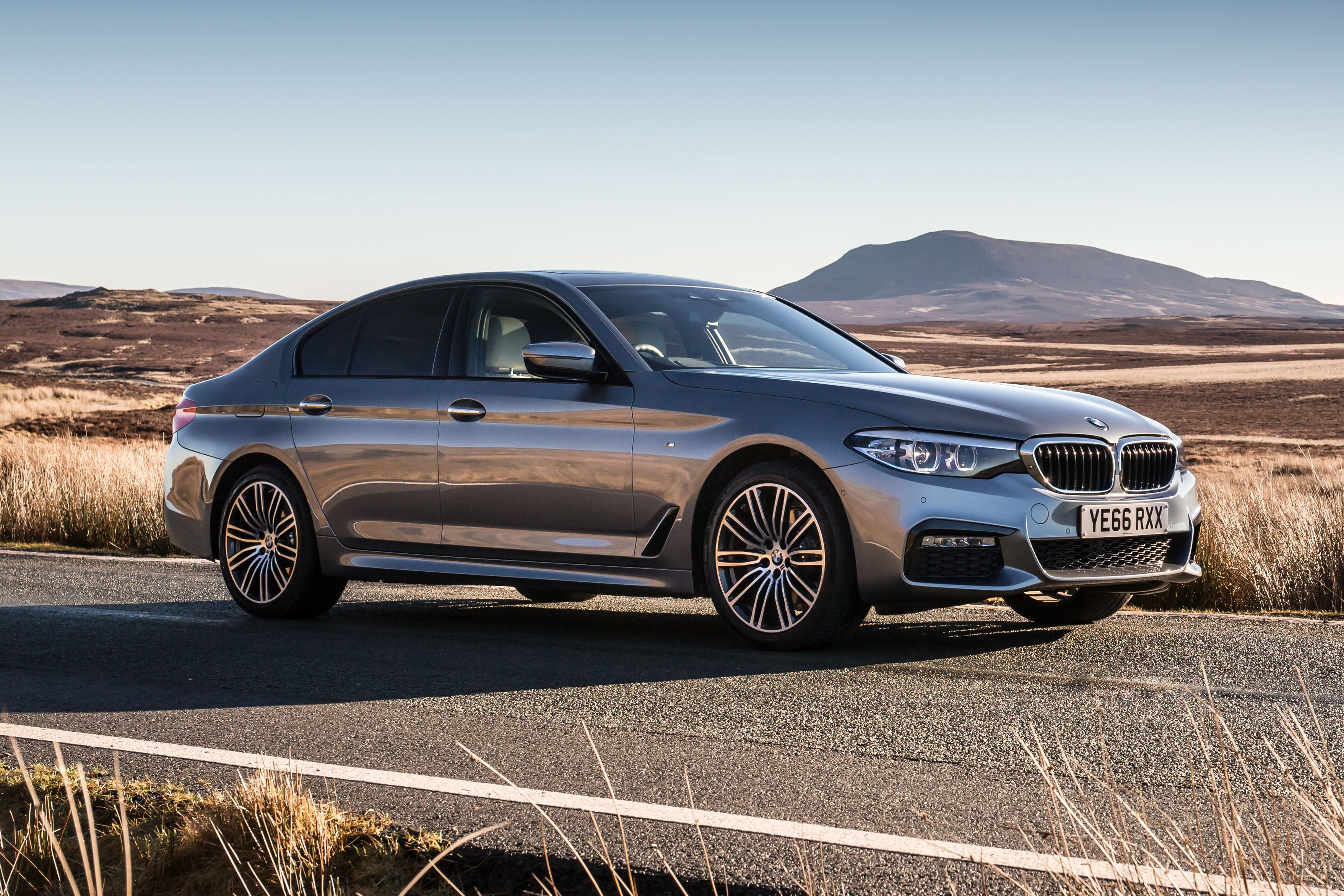 Bmw 5 Series Review Heycar
