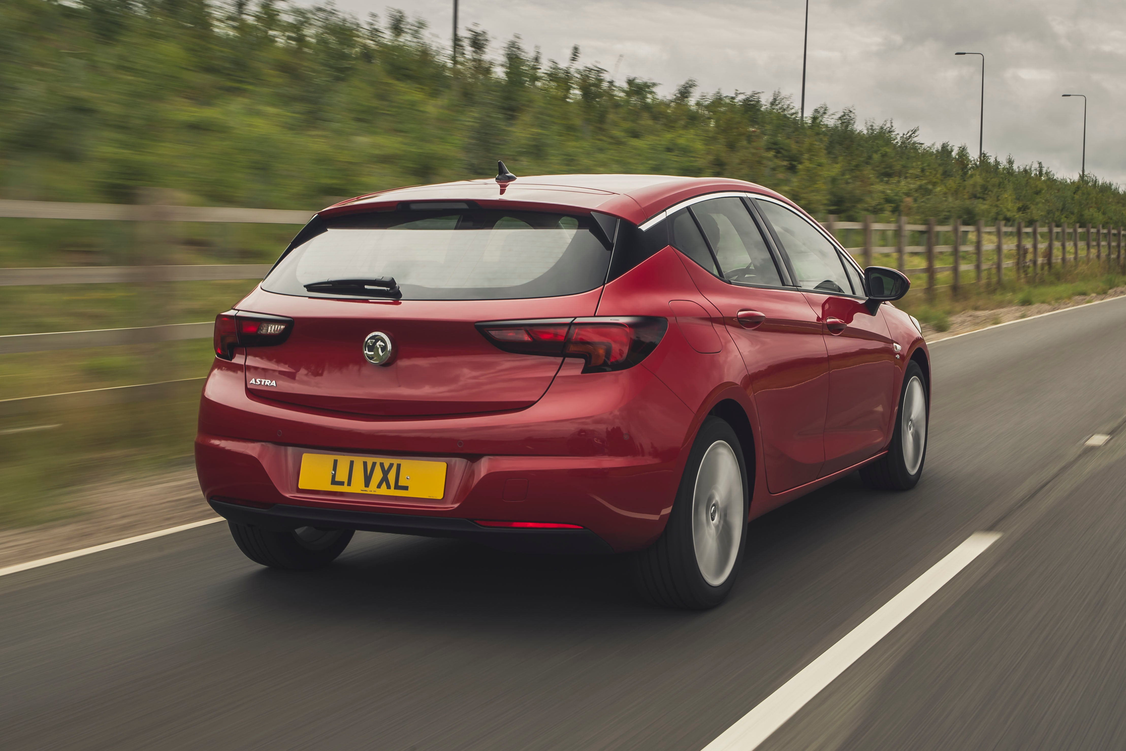 Vauxhall Astra Review Heycar