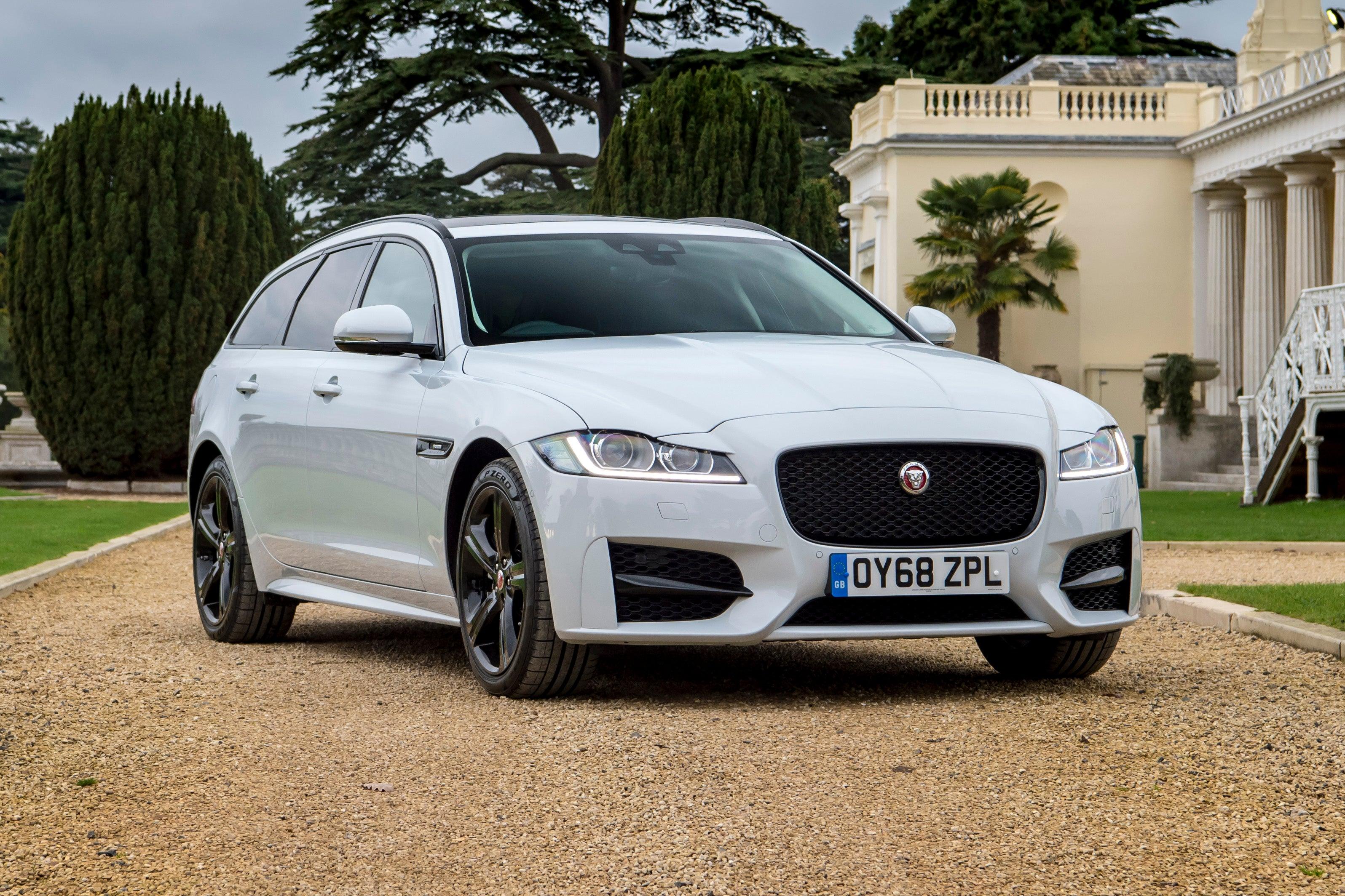 Jaguar Xf Sportbrake Review Heycar