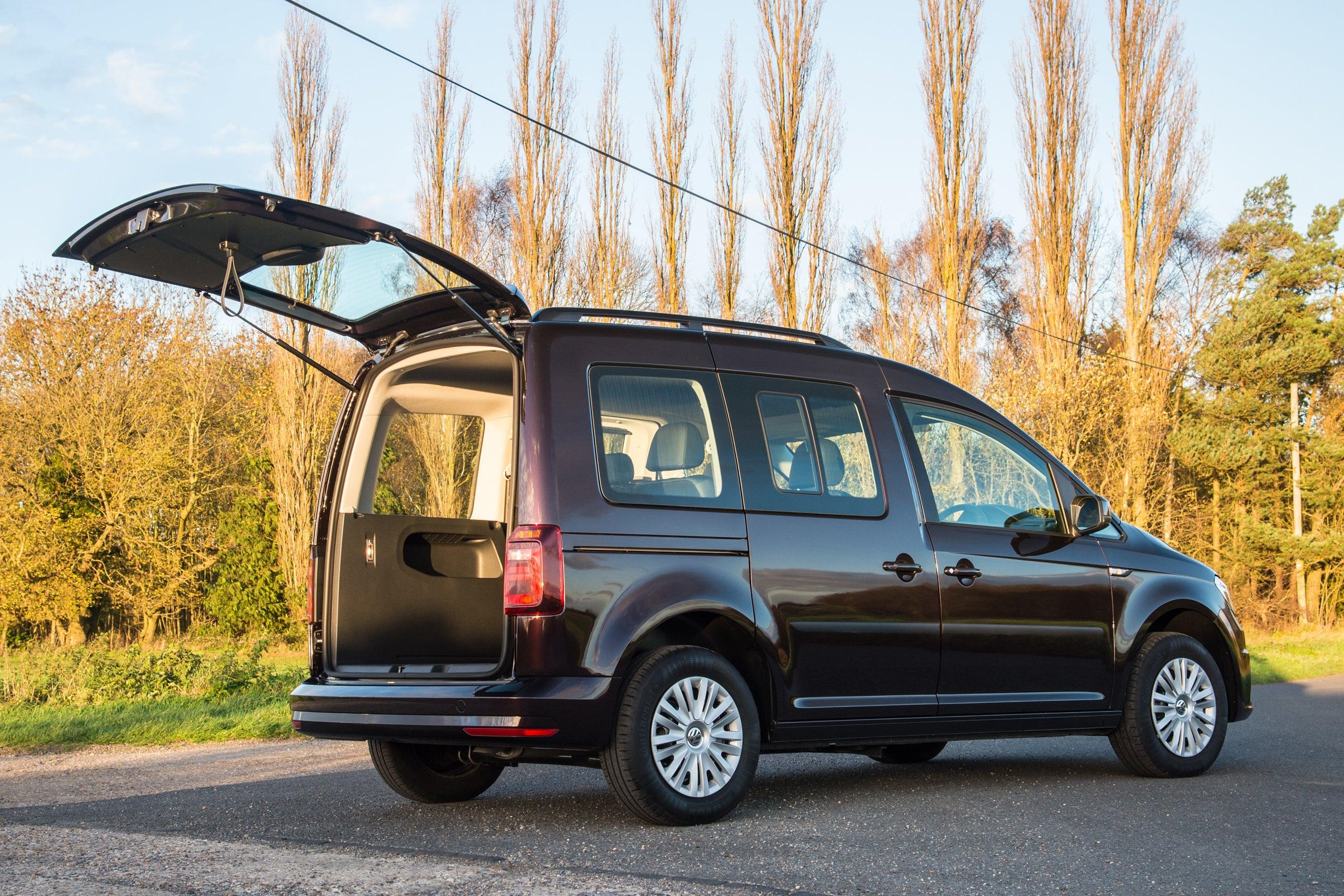Volkswagen Caddy Life (2015-2021) Review | heycar