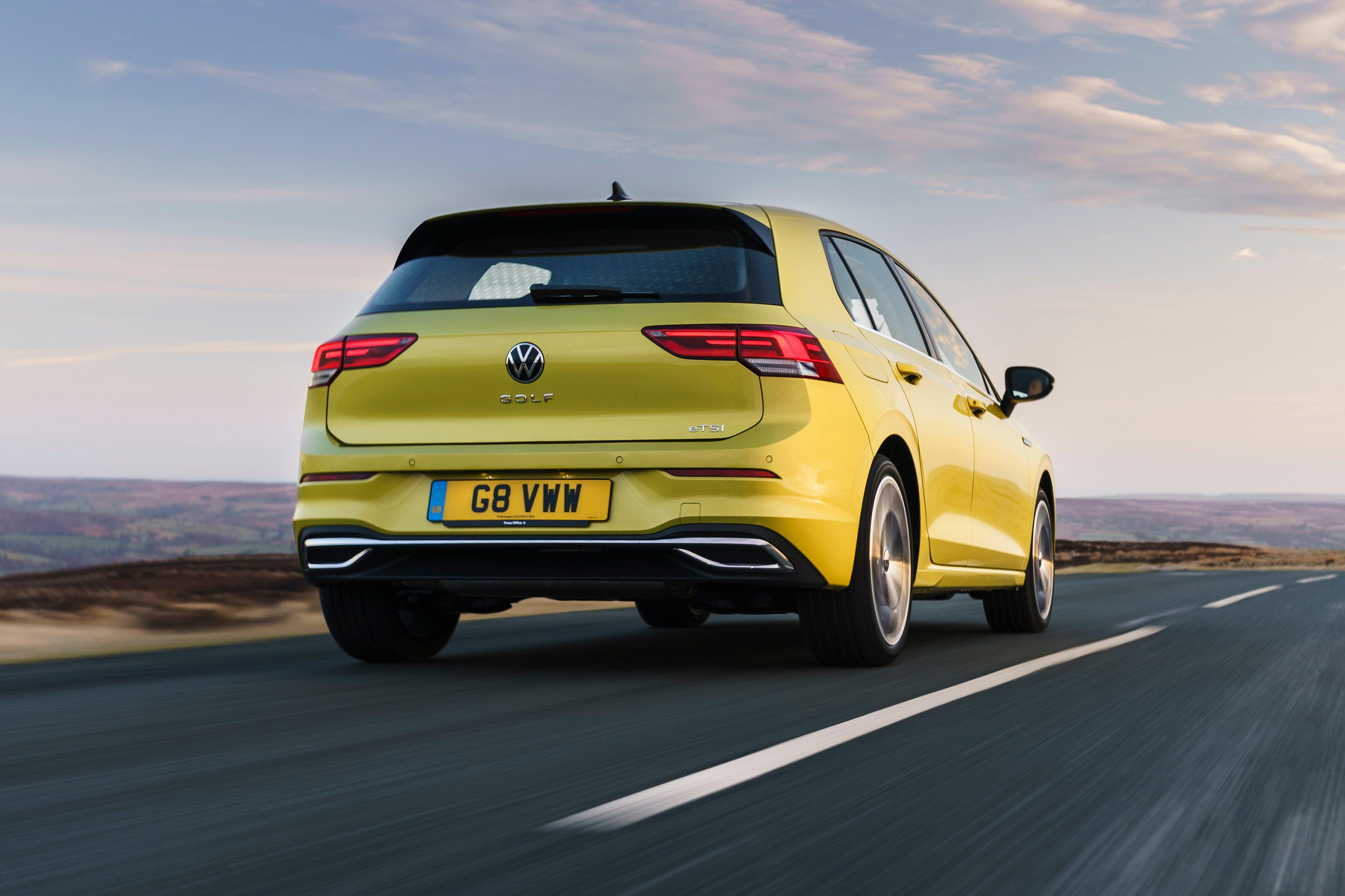 Volkswagen Golf Review Heycar