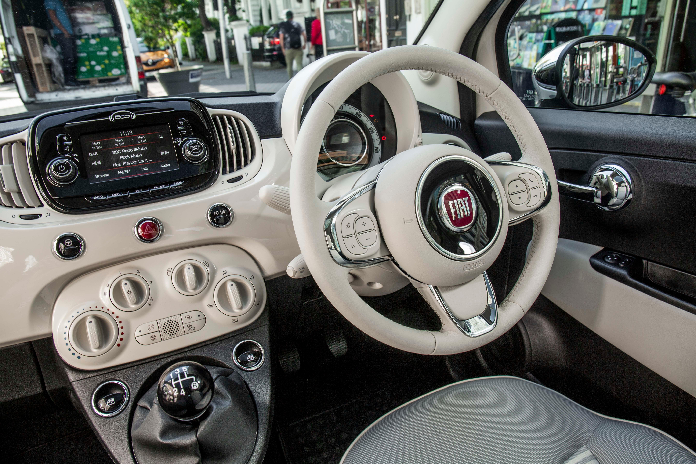 Fiat 500 Review Heycar
