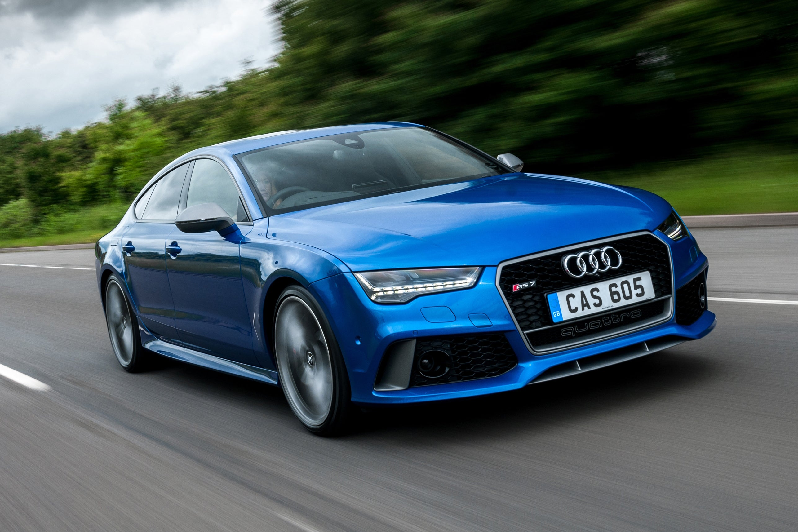 Audi Rs7 Sportback 2014 2020 Review Heycar