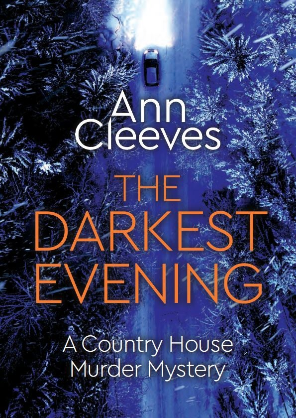 Host your own murder mystery game night with Ann Cleeves ...