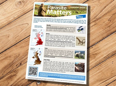 Parasite Matters Summer 2020 thumbnail jpg