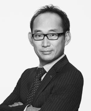 电通创意中国首席执行官  兼dentsumcgarrybowen China CEO