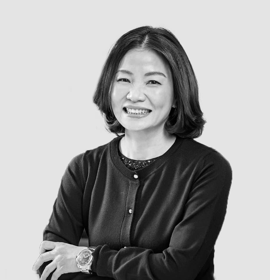刘佩英(Michelle Lau)电通安吉斯集团中国首席执行官