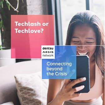 Techlash or Techlove? Connecting beyond the Crisis