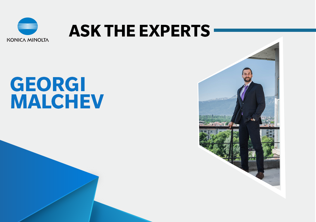 Ask the experts: G. Malchev