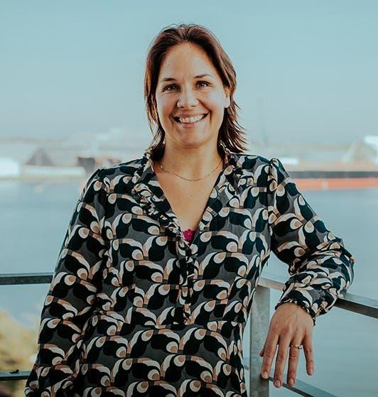 Saskia Baneke, Marketing and Communications Manager