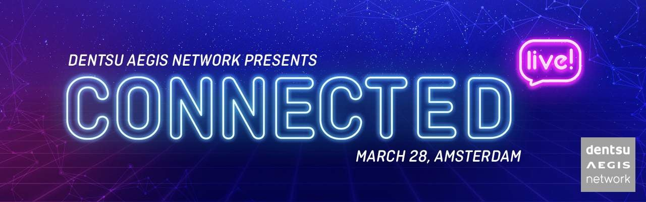 Connected Live event 2019