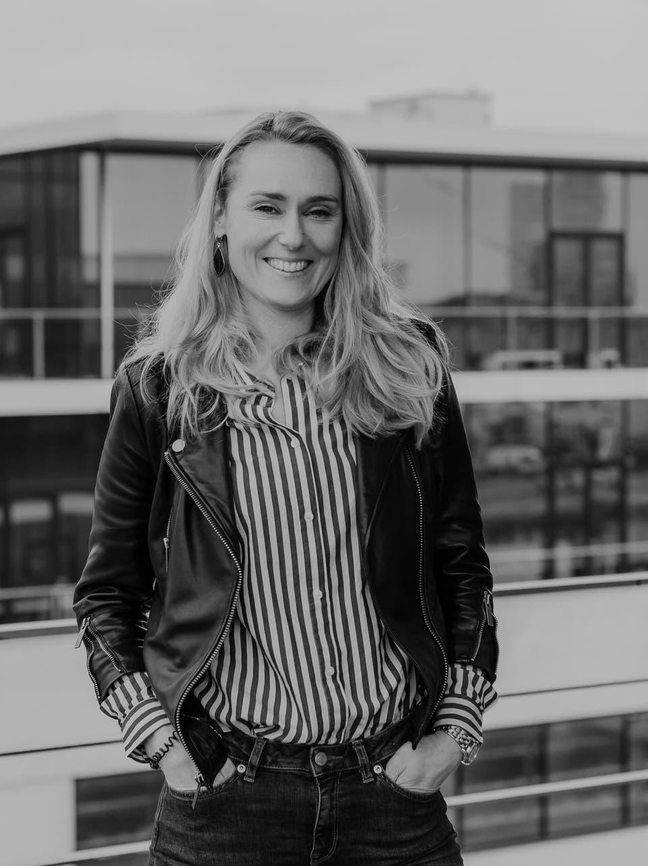 Saskia Bielderman, CFO dentsu Netherlands