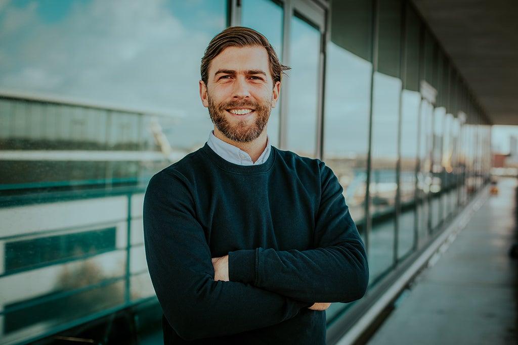 Sven Huberts, Managing Director Isobar