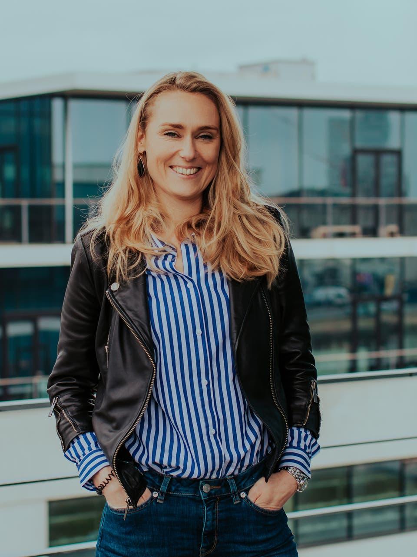 Saskia Bielderman, CFO Dentsu Aegis Network