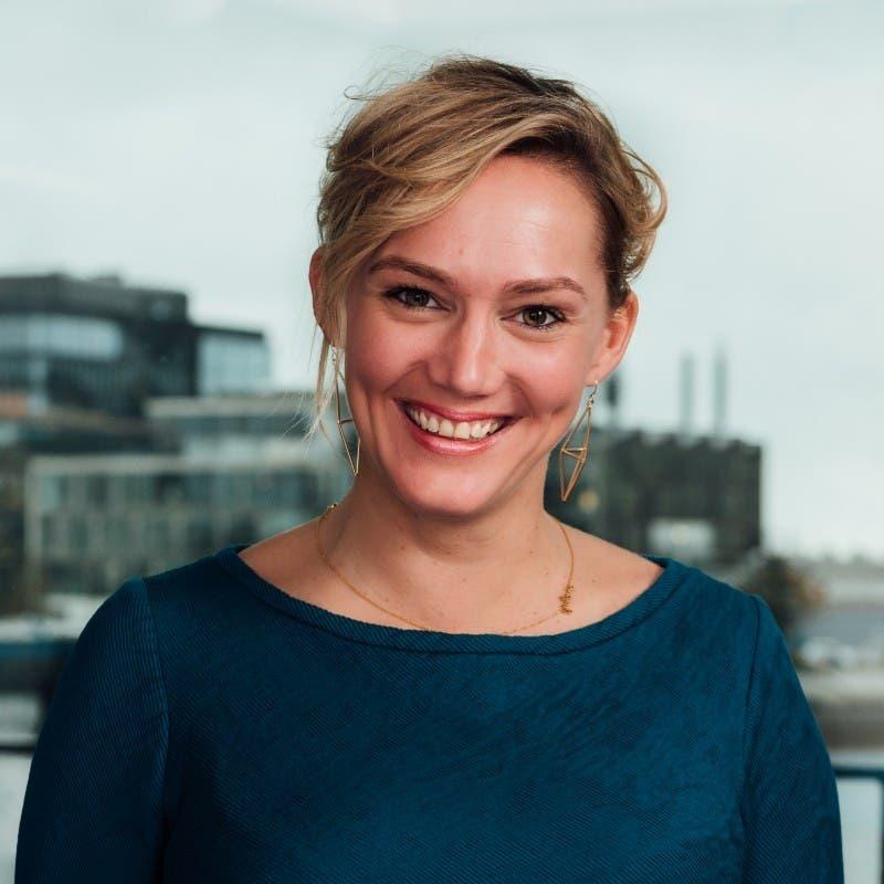 Els Wijnstekers, Director of Client Management dentsu Nederland