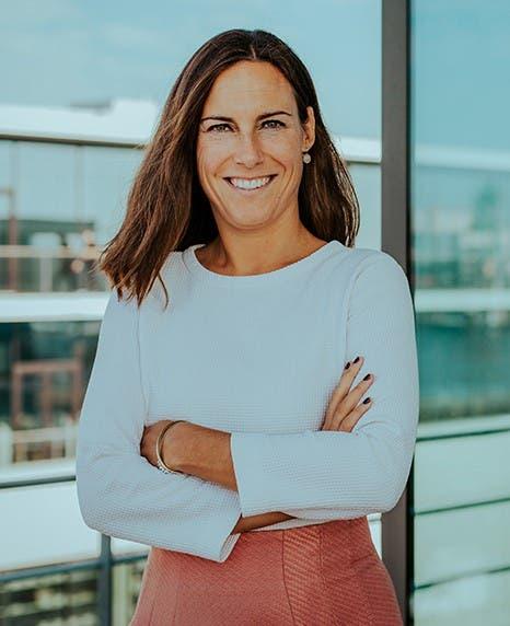 Monique Benda-Gerritsen, HR Director