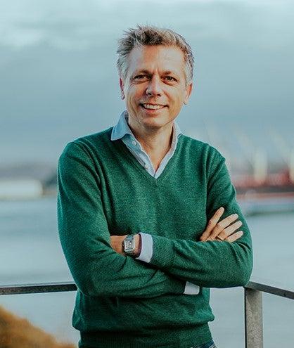 Mark van Dijk, Chief Client Officer